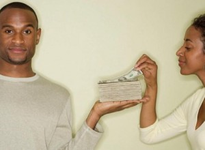 black-couple-and-money