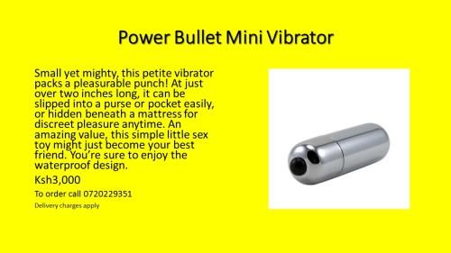 power-bullet-mini-vibrator