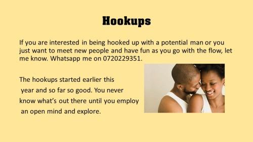 Hookups Aug 2017